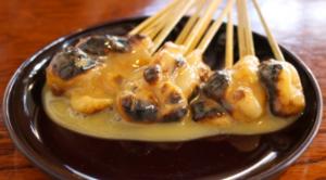 京都のあぶり餅