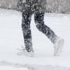 急な雪 靴の滑り止めの代用にはコレ!歩き方も重要!